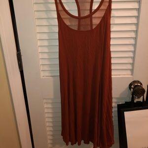 Mini dress from urban